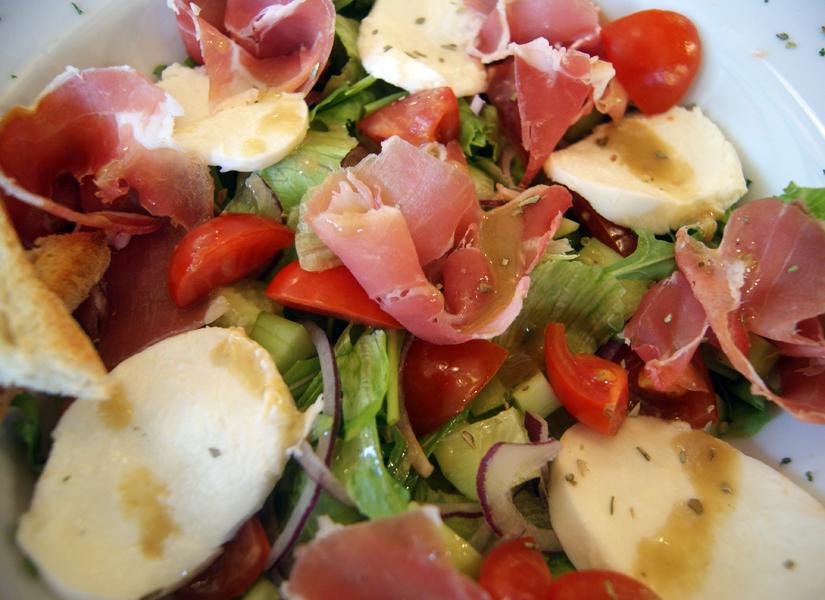 Sałatka z włoską nutą