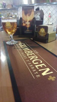 Już od dziś w naszej restauracji wyjątkowe piwo GRIMBERGEN!